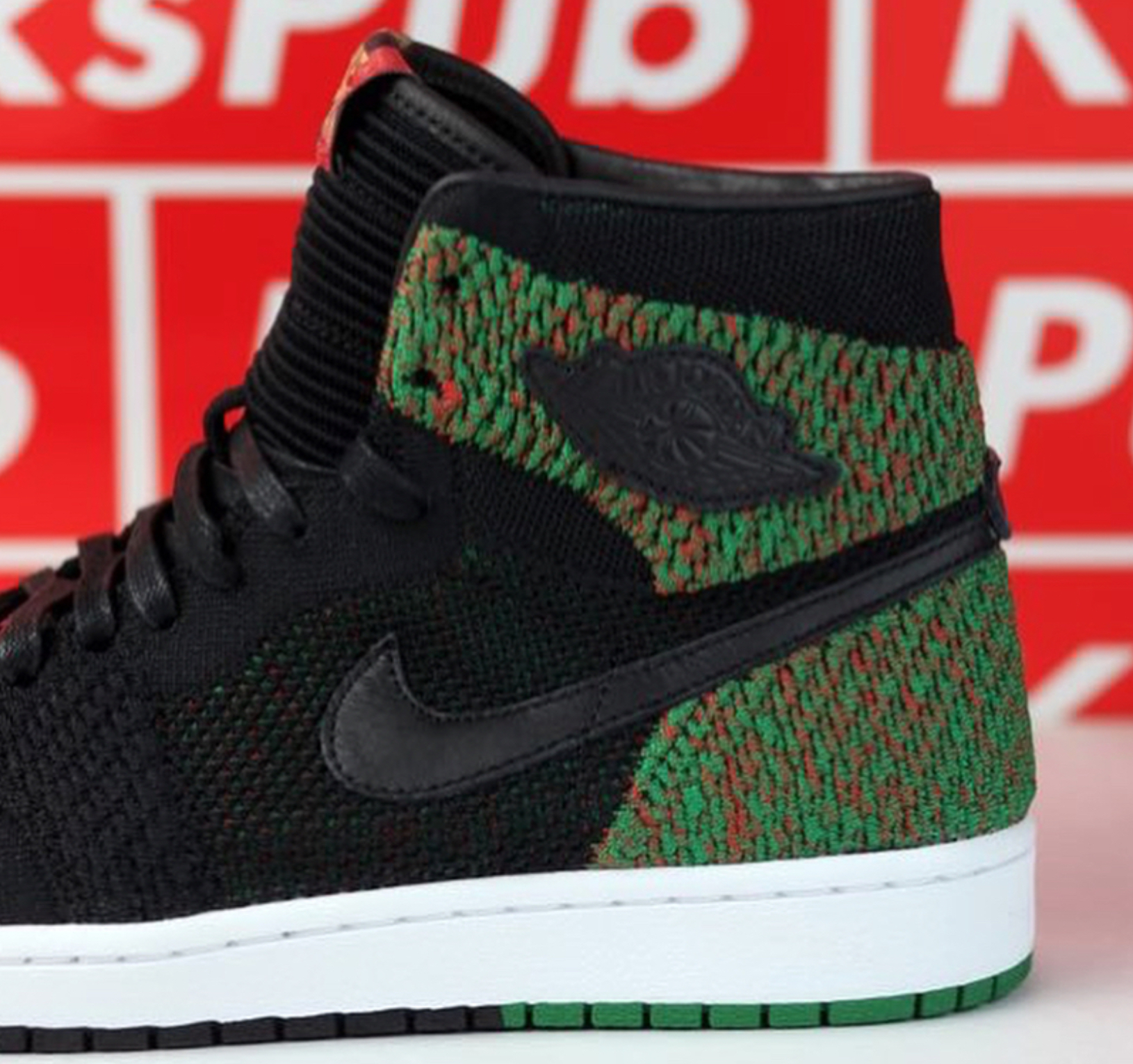 AIR JORDAN 1 RETRO HIGH FLYKNIT BHM 5