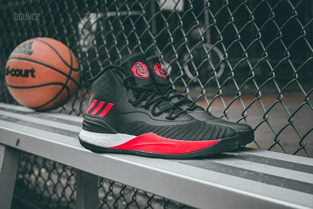 Adidas D Rose 8 Pays Homage To Chicago 9