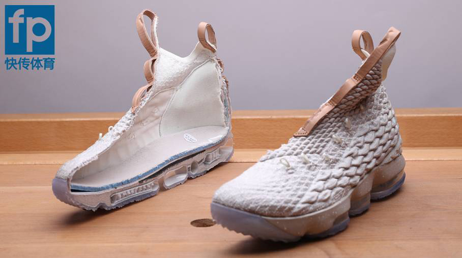 size 40 b61fb 27395 The Nike LeBron 15 Deconstructed - WearTesters