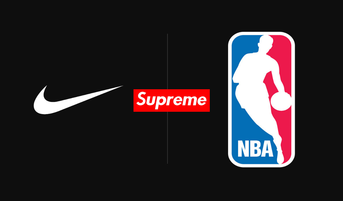 Nike and NBA Team Up With Supreme in Future Collaboration1