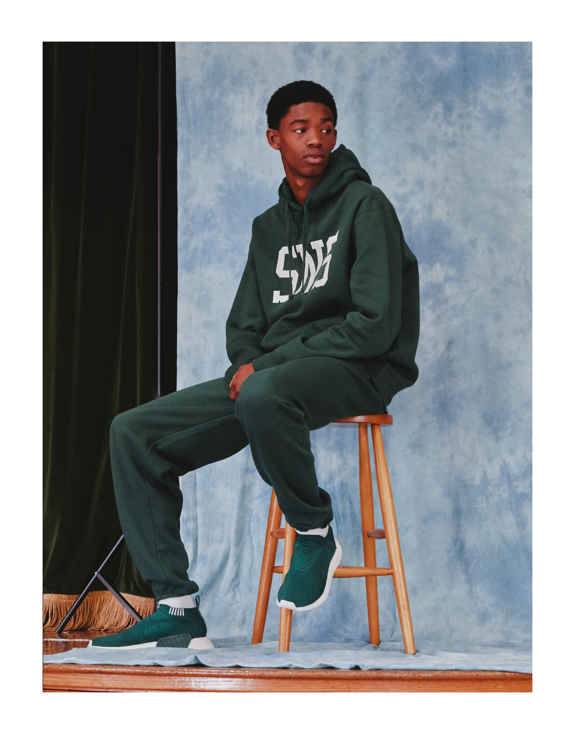 Full Sweatsuit Green