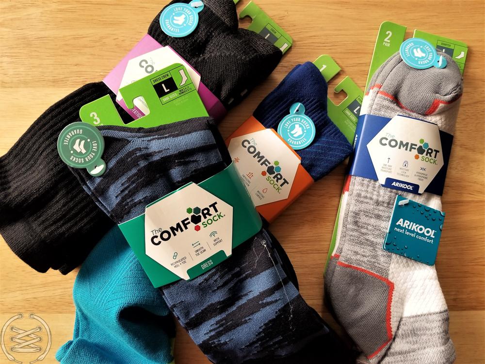 the comfort sock 1