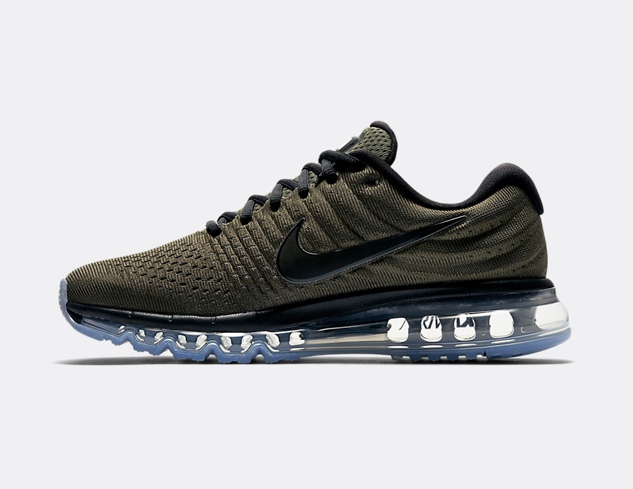 The Nike Air Max 2017 Arrives in 'Cargo