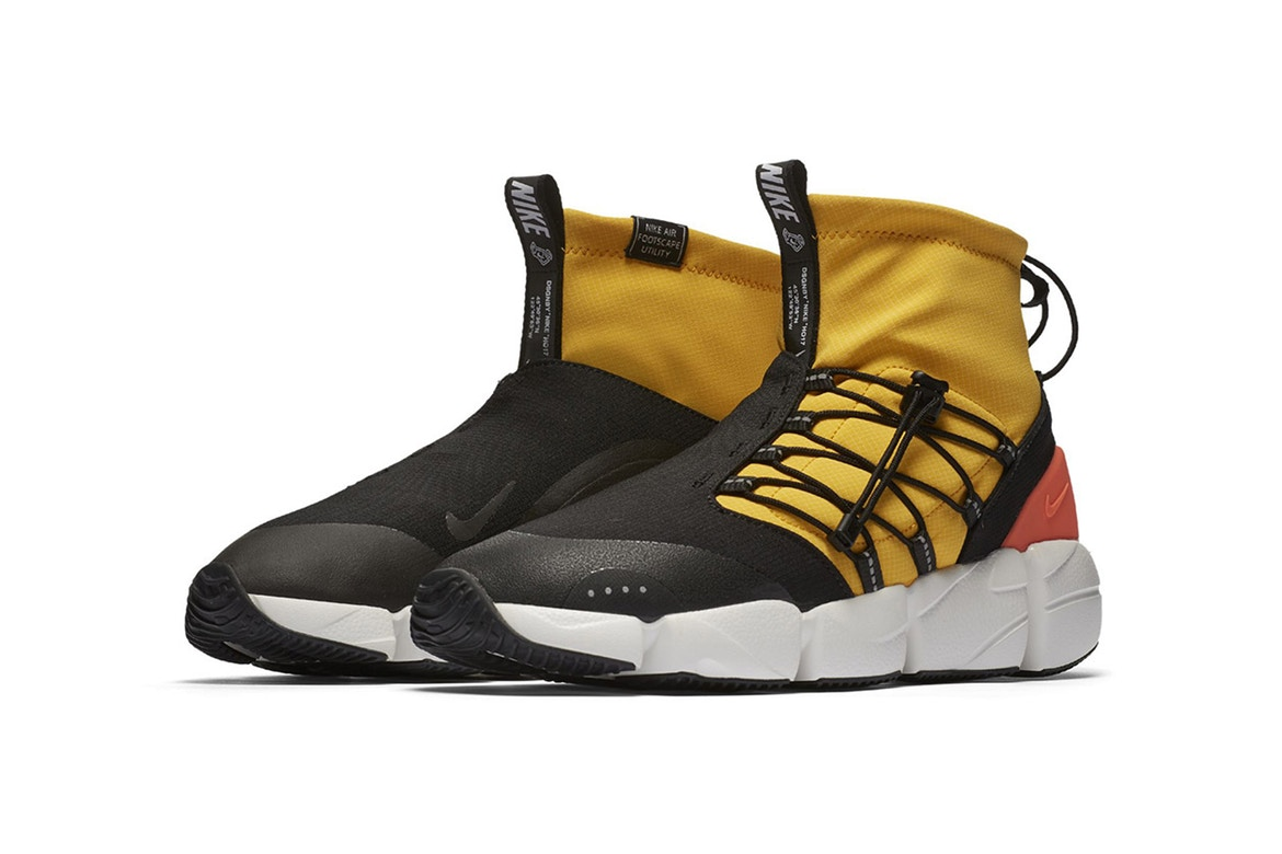 The Nike Footscape Utility is Extremely Trendy- 3
