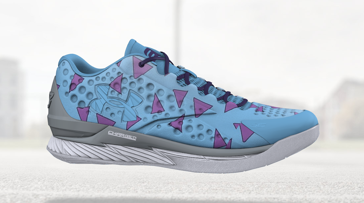 The Curry 1 Low is Now Available for