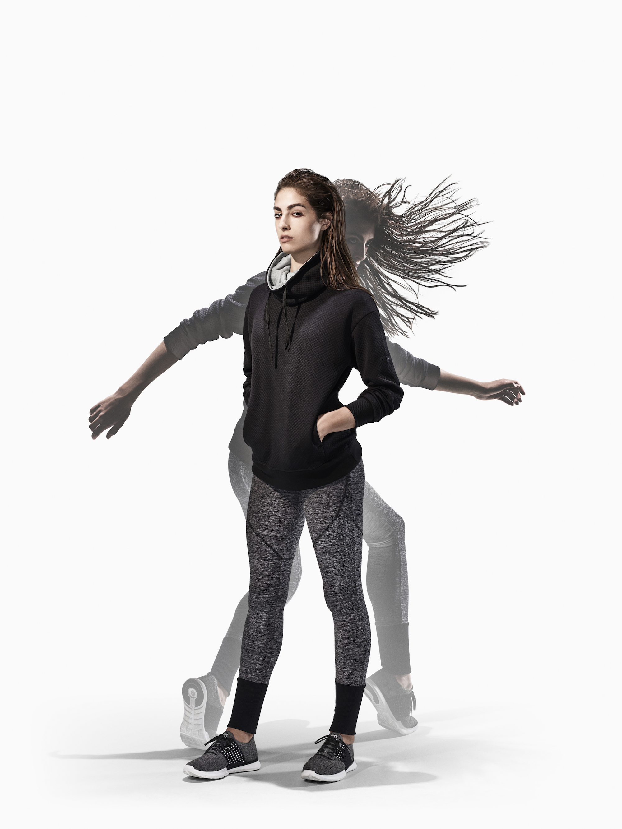 Under Armour UA Unstoppable collection womens 3