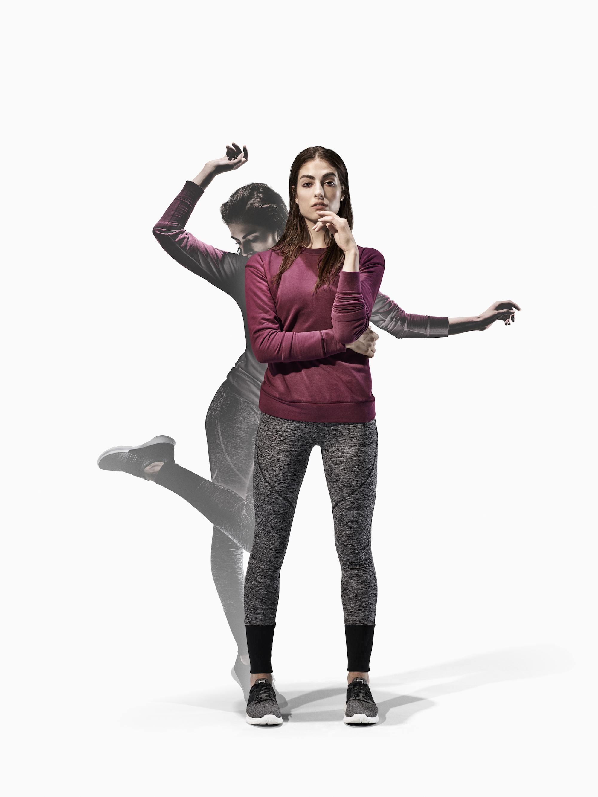Under Armour UA Unstoppable collection womens 4