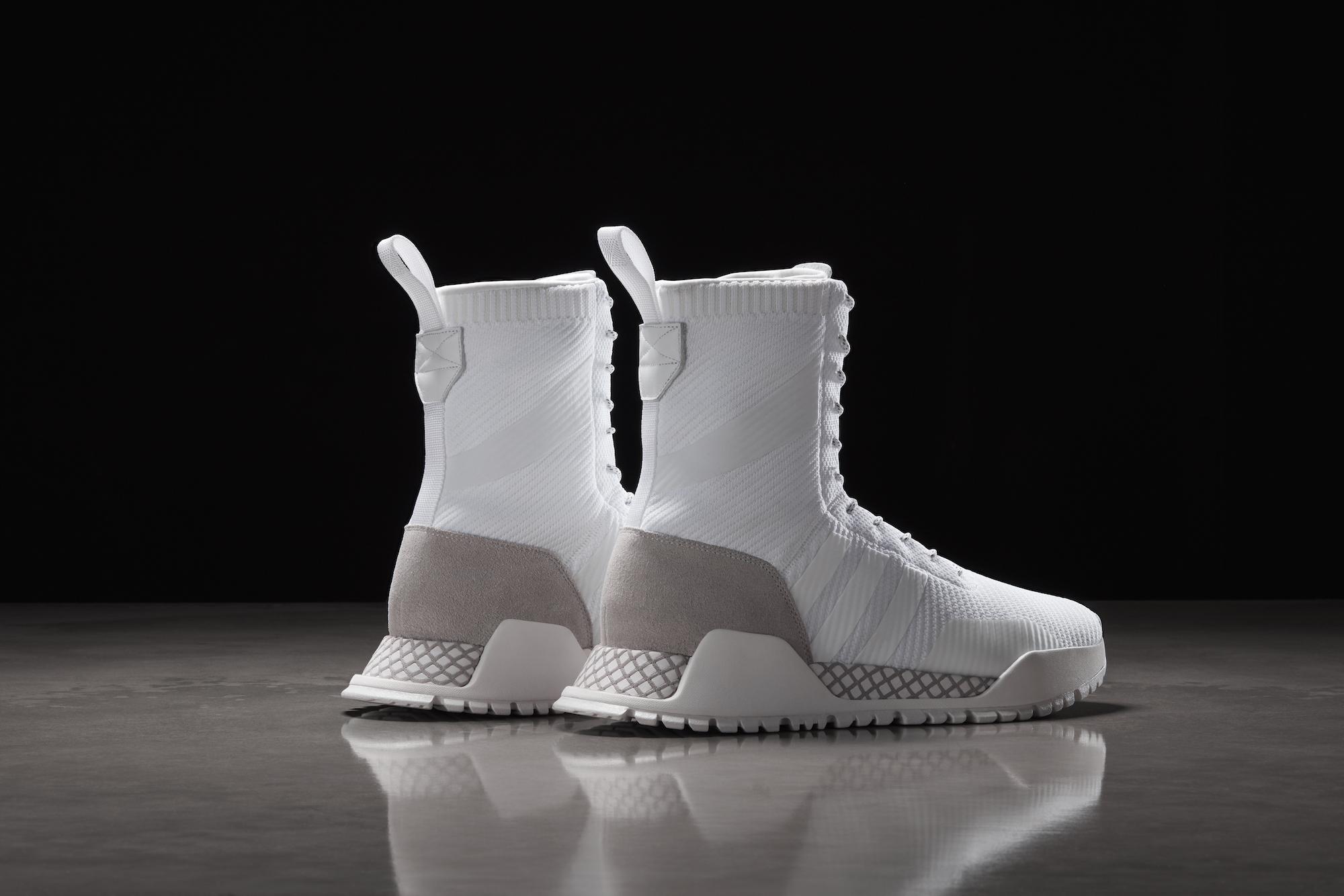 Fugaz Concentración Máquina de escribir  adidas Unveils the AF 1.3 PK, a Weather-Proof Primeknit Boot - WearTesters