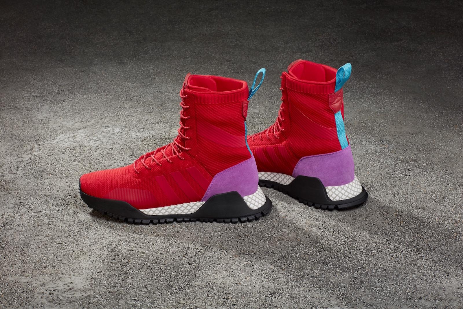 adidas Originals Unveils Winter ScarletShock Purple Pack