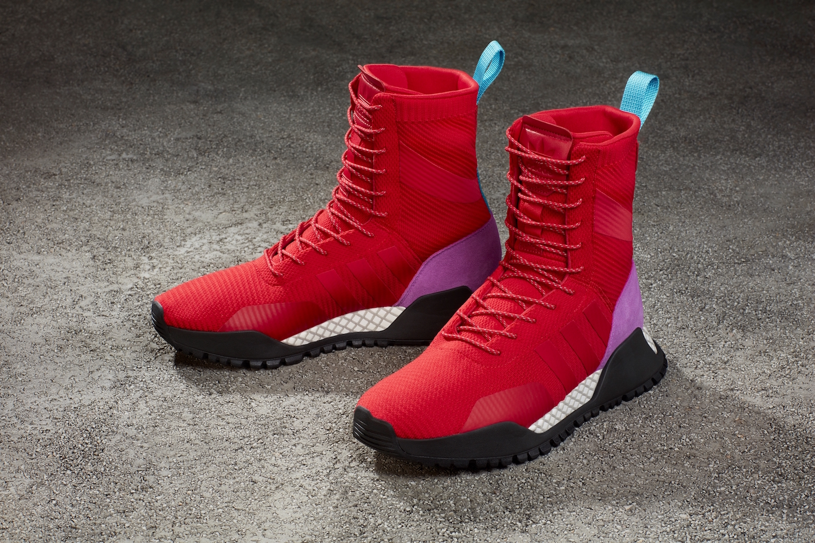 adidas NMD XR1 Winter PrimeKnit PK Scarlet Red