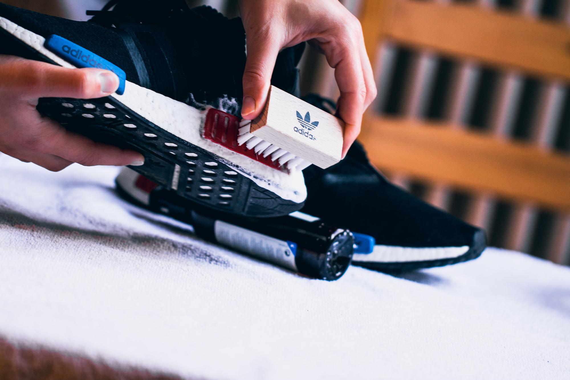 adidas Originals Unveils its Own Shoe Care Kit - WearTesters
