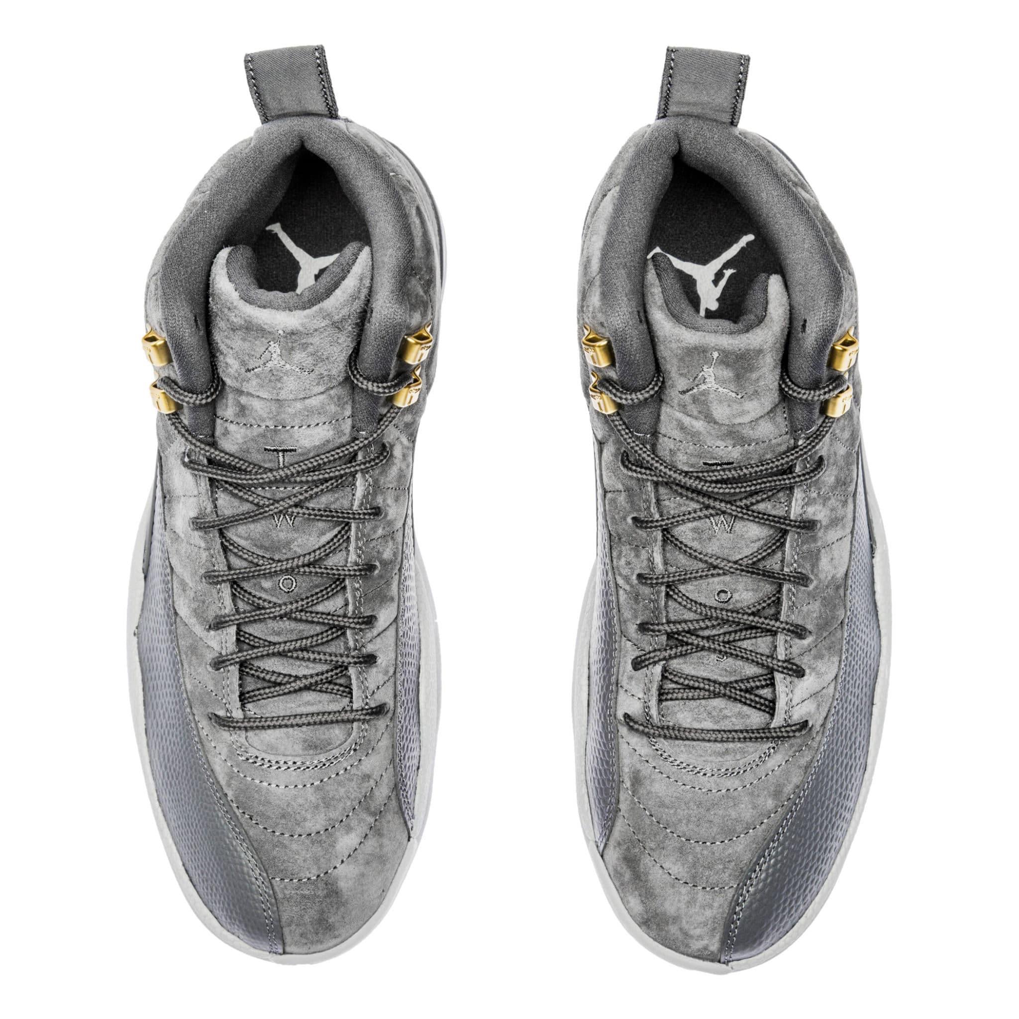 air jordan 12 retro grey 4