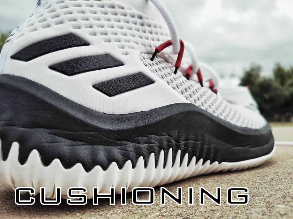adidas dame 4 performance review cushioning duke4005