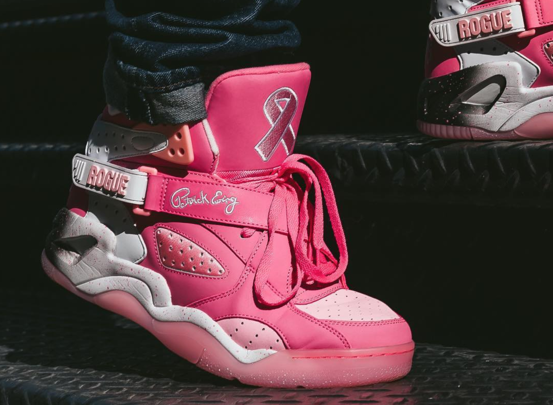 ewing rogue National Breast Cancer Foundation 1
