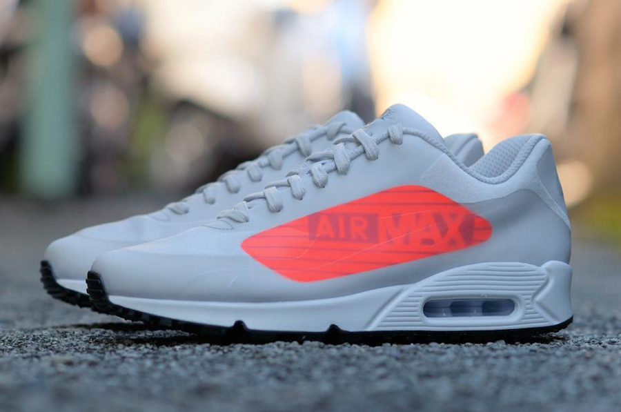 Nike Replaces the Swoosh on This Version of the Air Max 90
