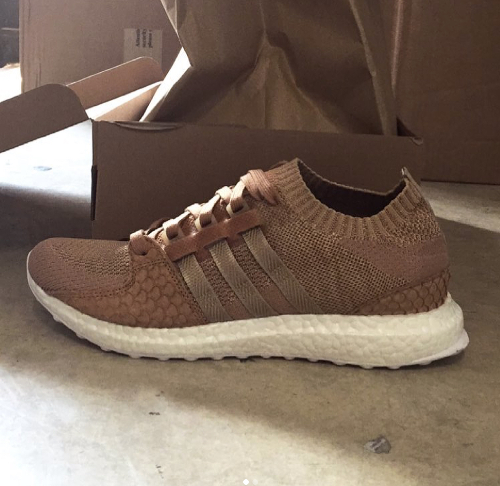 pusha t adidas Ultra Boost EQT Support king push 1 - WearTesters