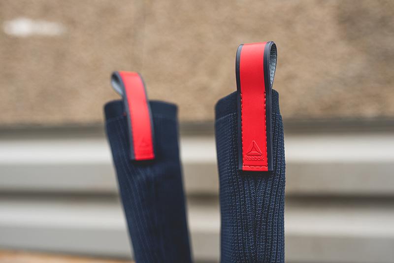 reebok sock runner ultraknit navy 4