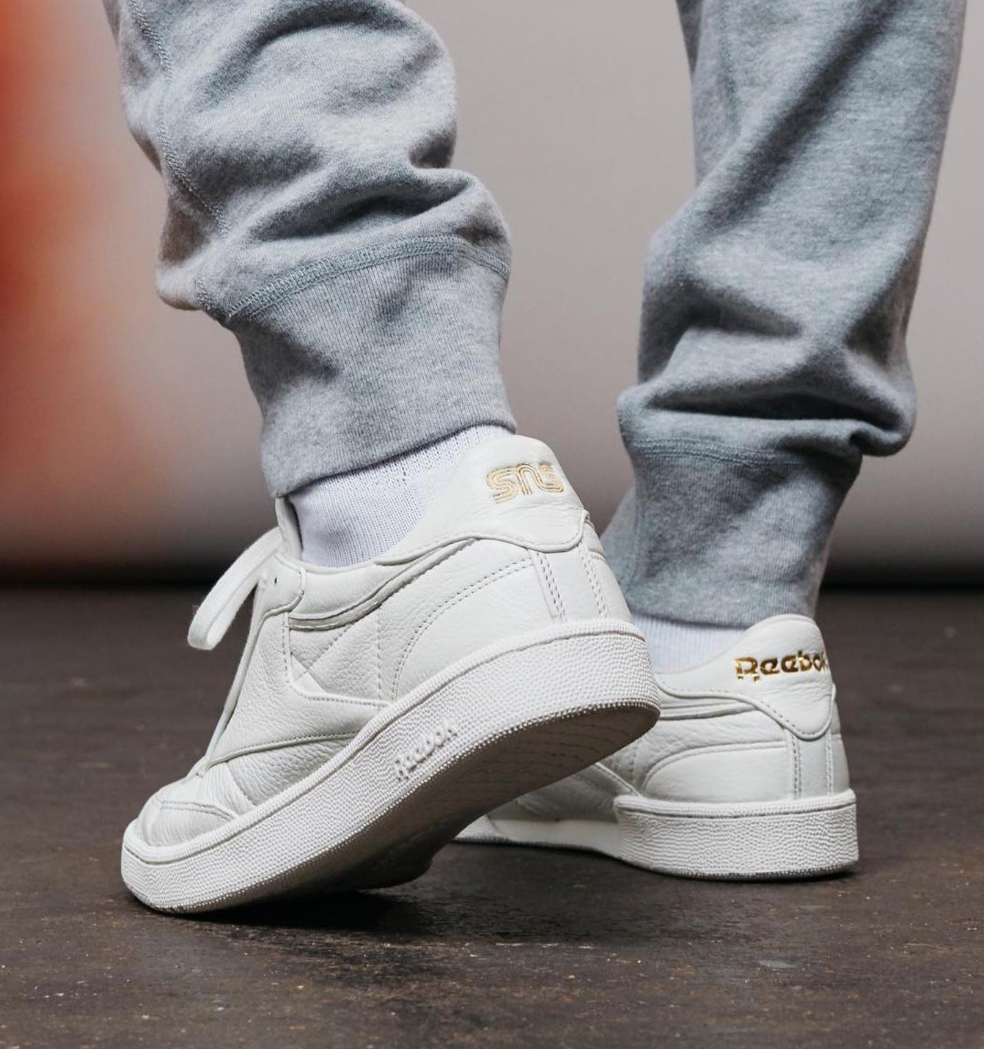 sneakersnstuff reebok club c 85 premium 4