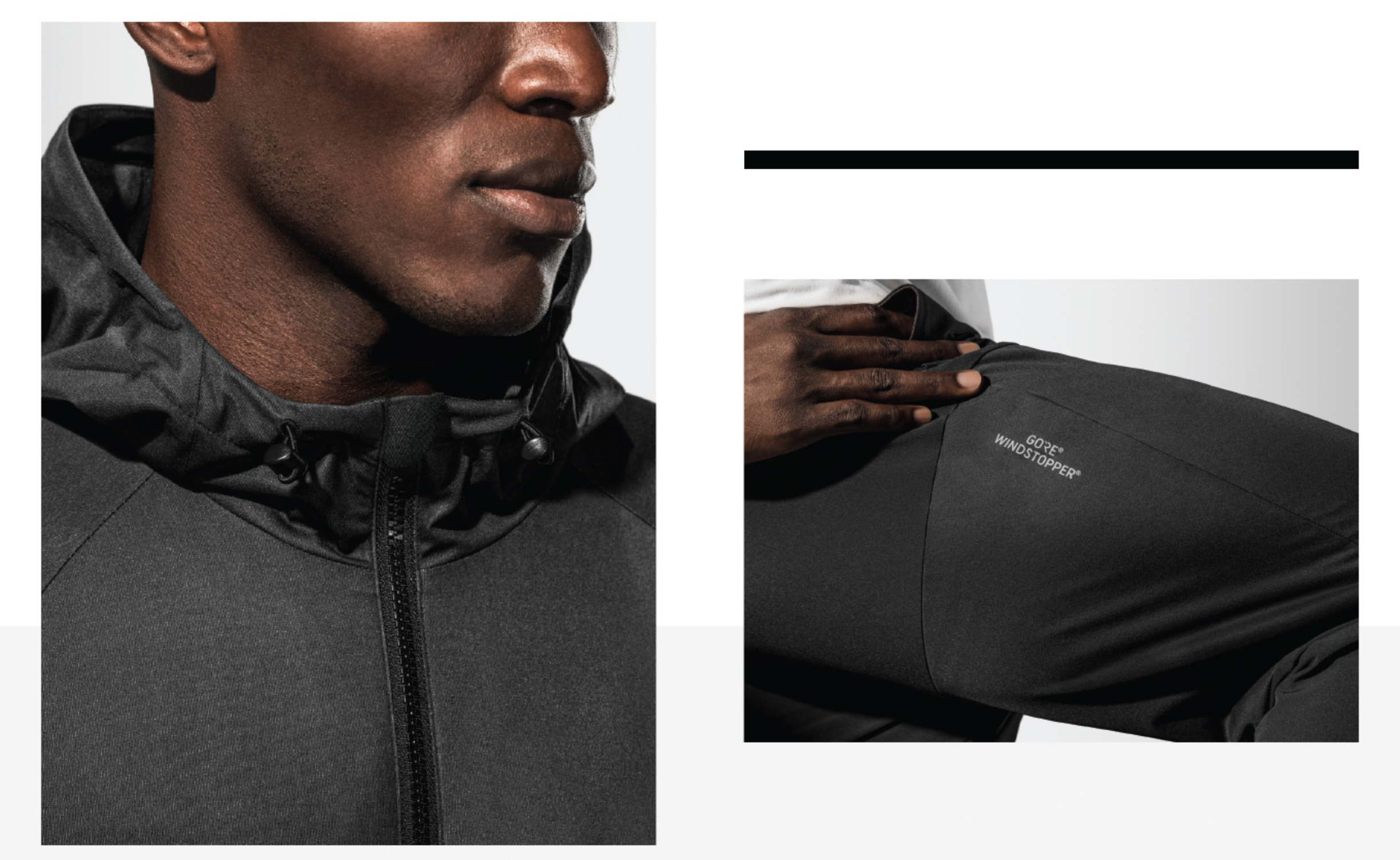 under armour ua unstoppable collection gore-tex