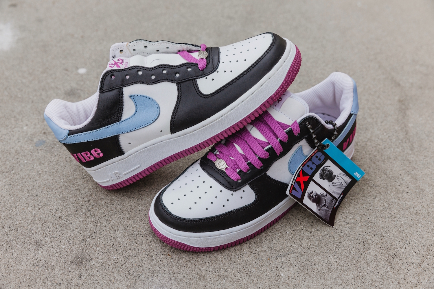 2003 Air Force 1 Low VIBE 2
