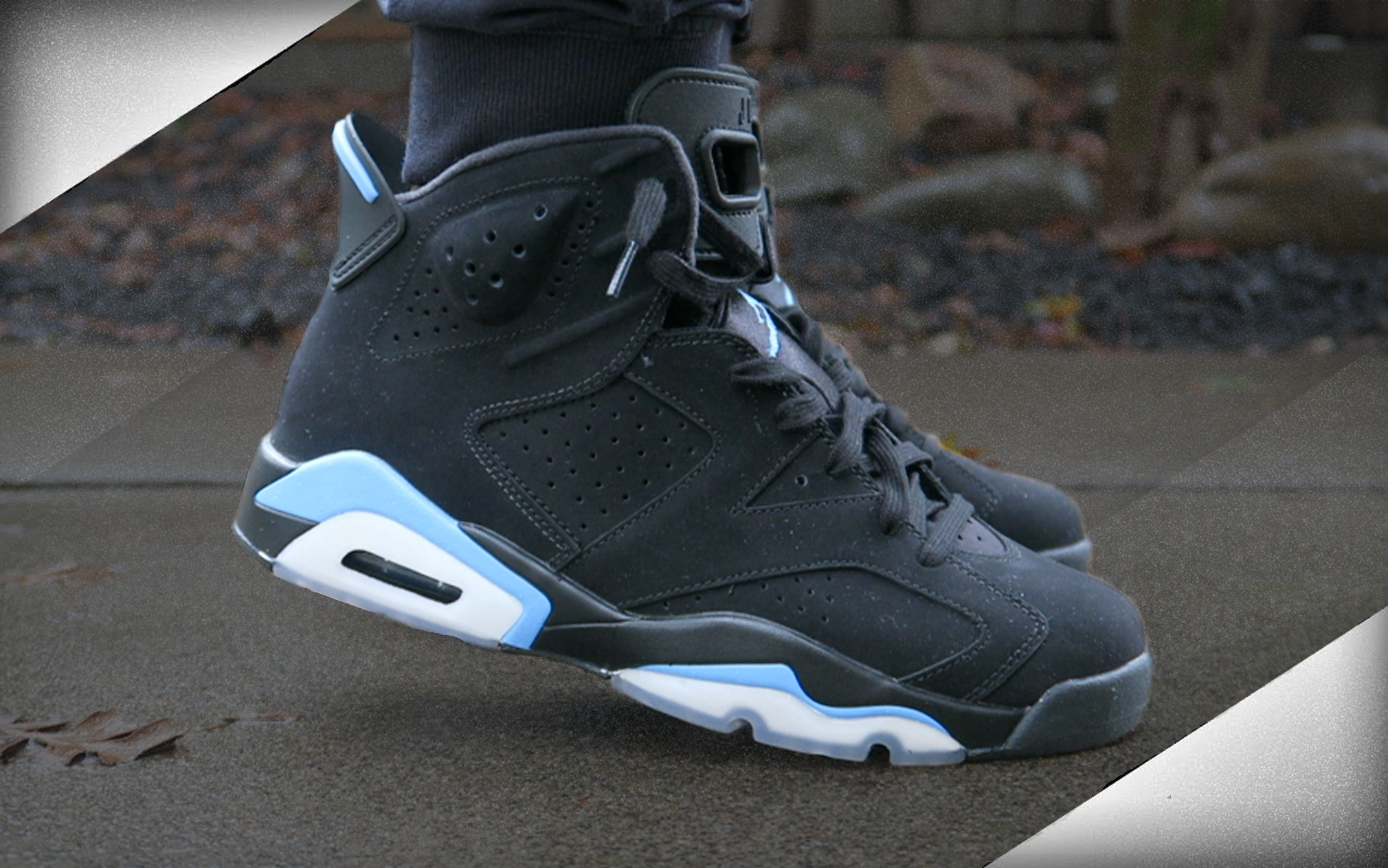 on sale 308a8 42db1 A Detailed Look at the Air Jordan 6 'UNC' - WearTesters