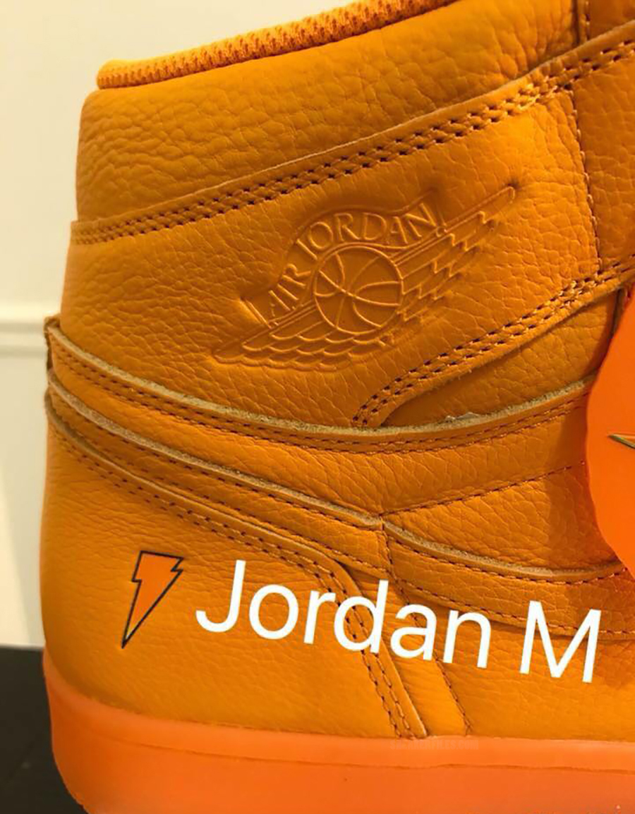 Air-Jordan-1-Gatorade-Orange-Peel 2