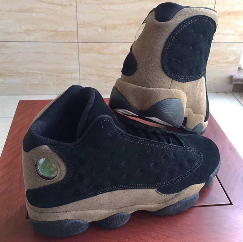 Another Look at the Air Jordan 13