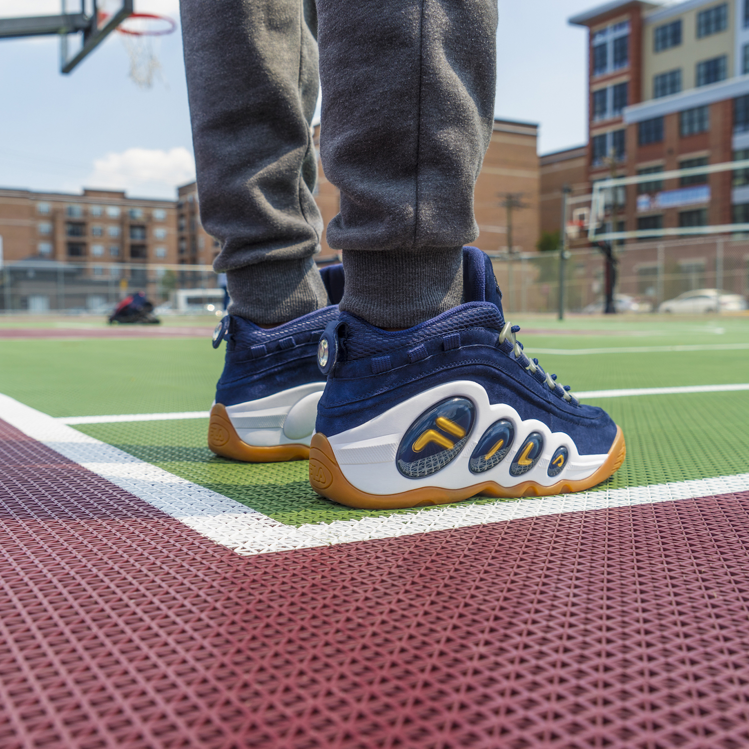 FILA Bubbles royal beginnings 2