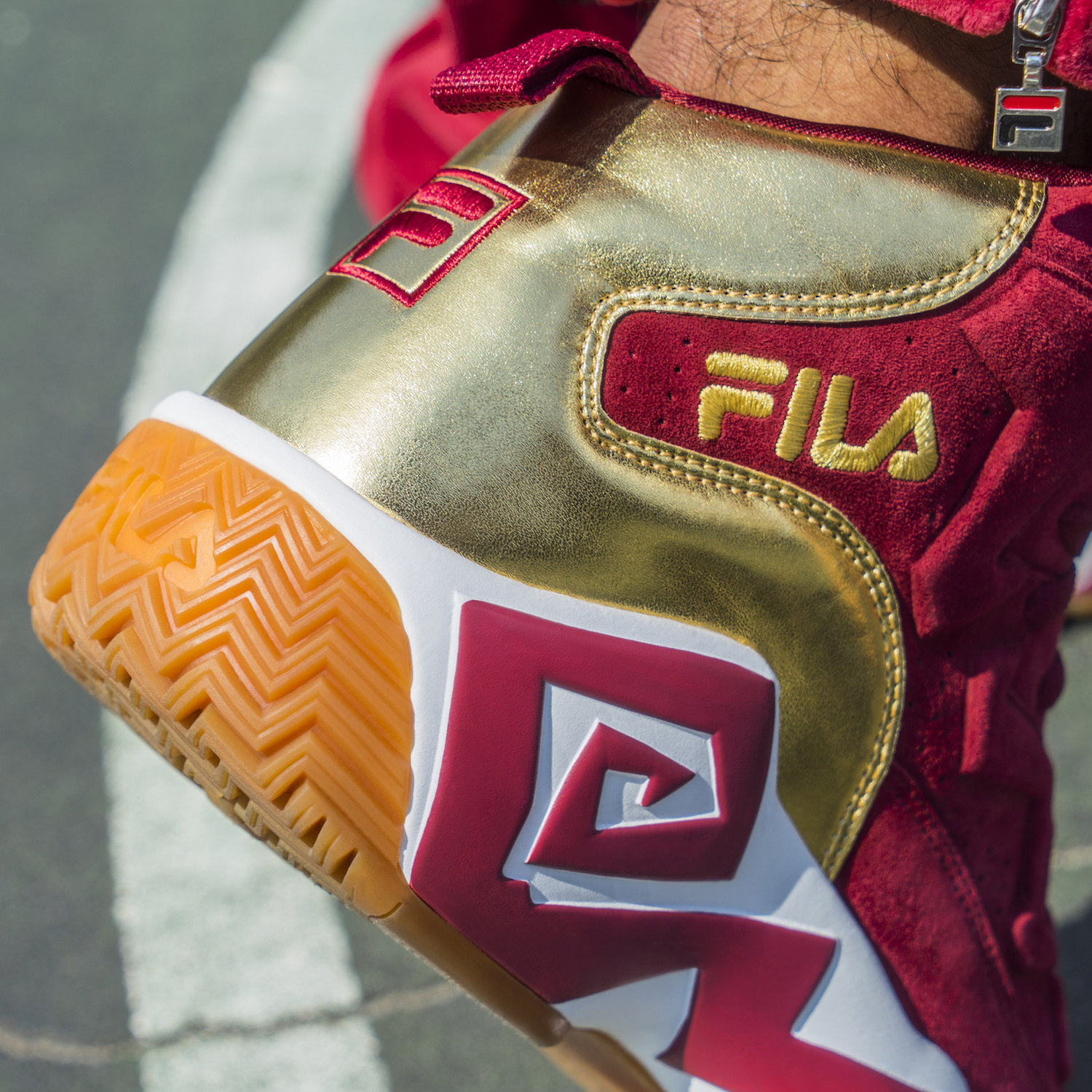FILA MB royal beginnings 3