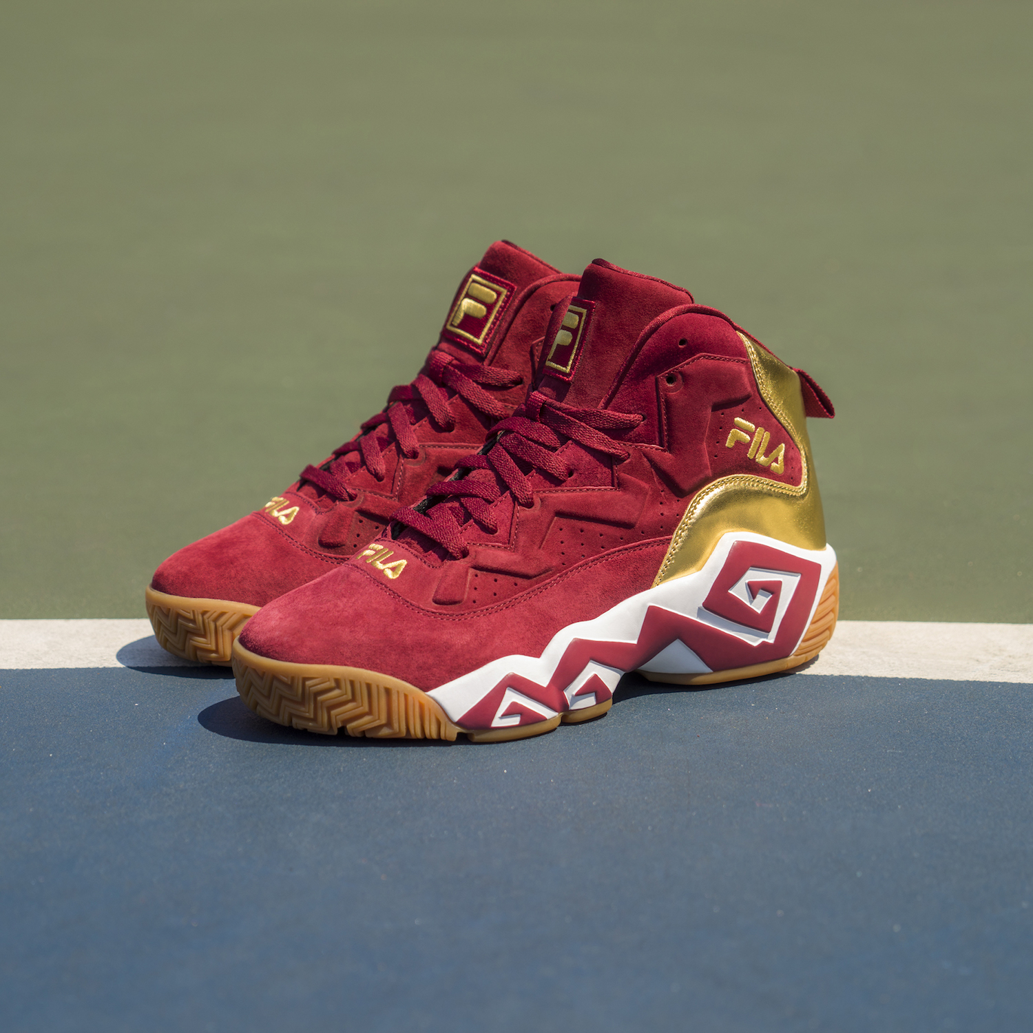 FILA MB royal beginnings 4