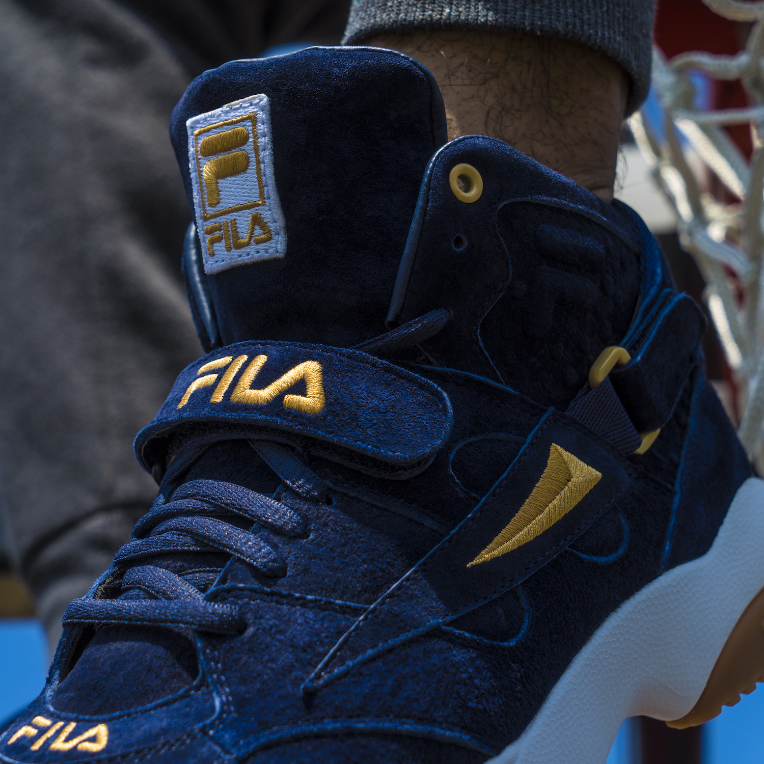 FILA Spoiler royal beginnings 3