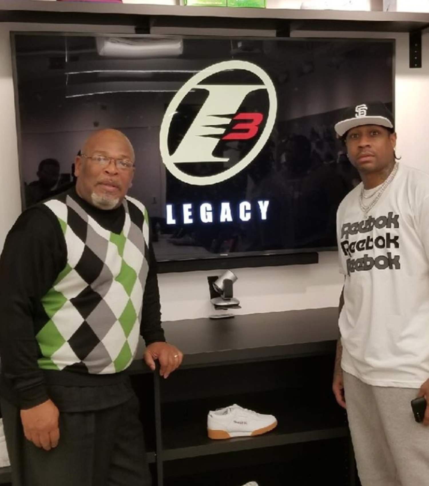 Reebok Announce I3 Legacy Collection
