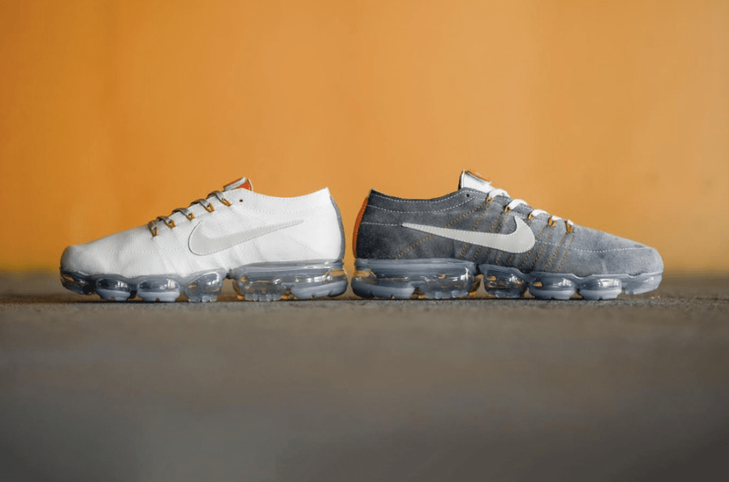 Nike Air VaporMax Gets Leather Remake From BespokeIND11