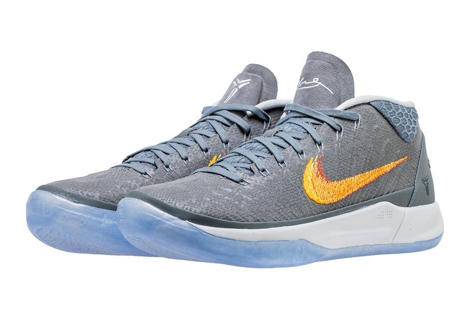 Nike Kobe AD Pays Homage to Mamba Instincts 1