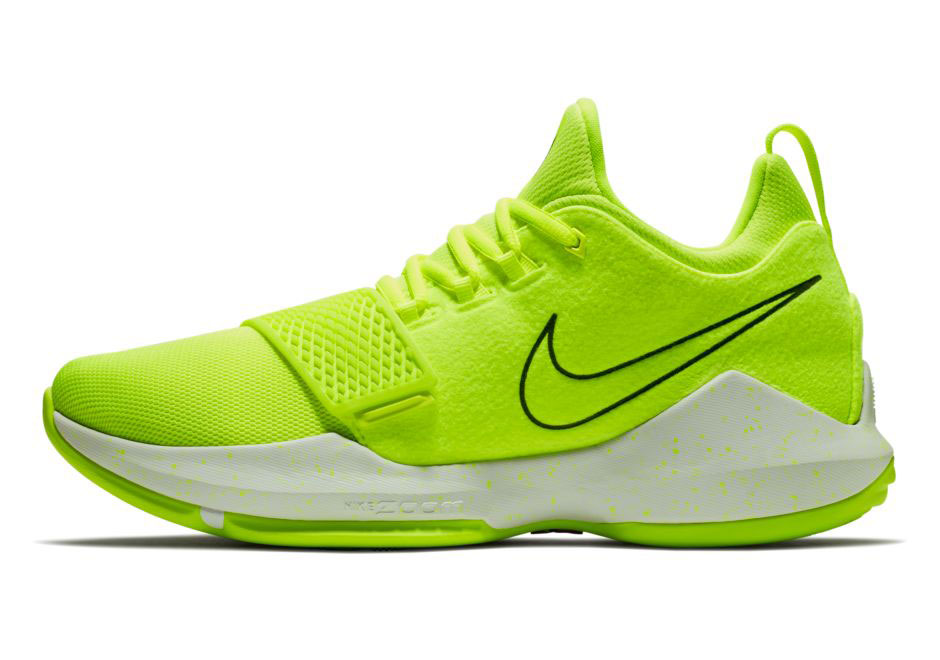 Nike PG1 Volt To Electrify the Market Soon1