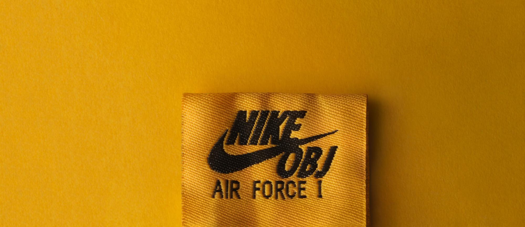 Nike SF AF1 Mid OBJ 3