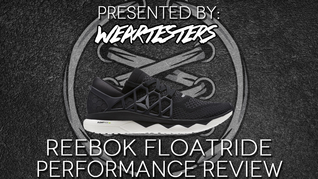 Reebok floatride run performance review main