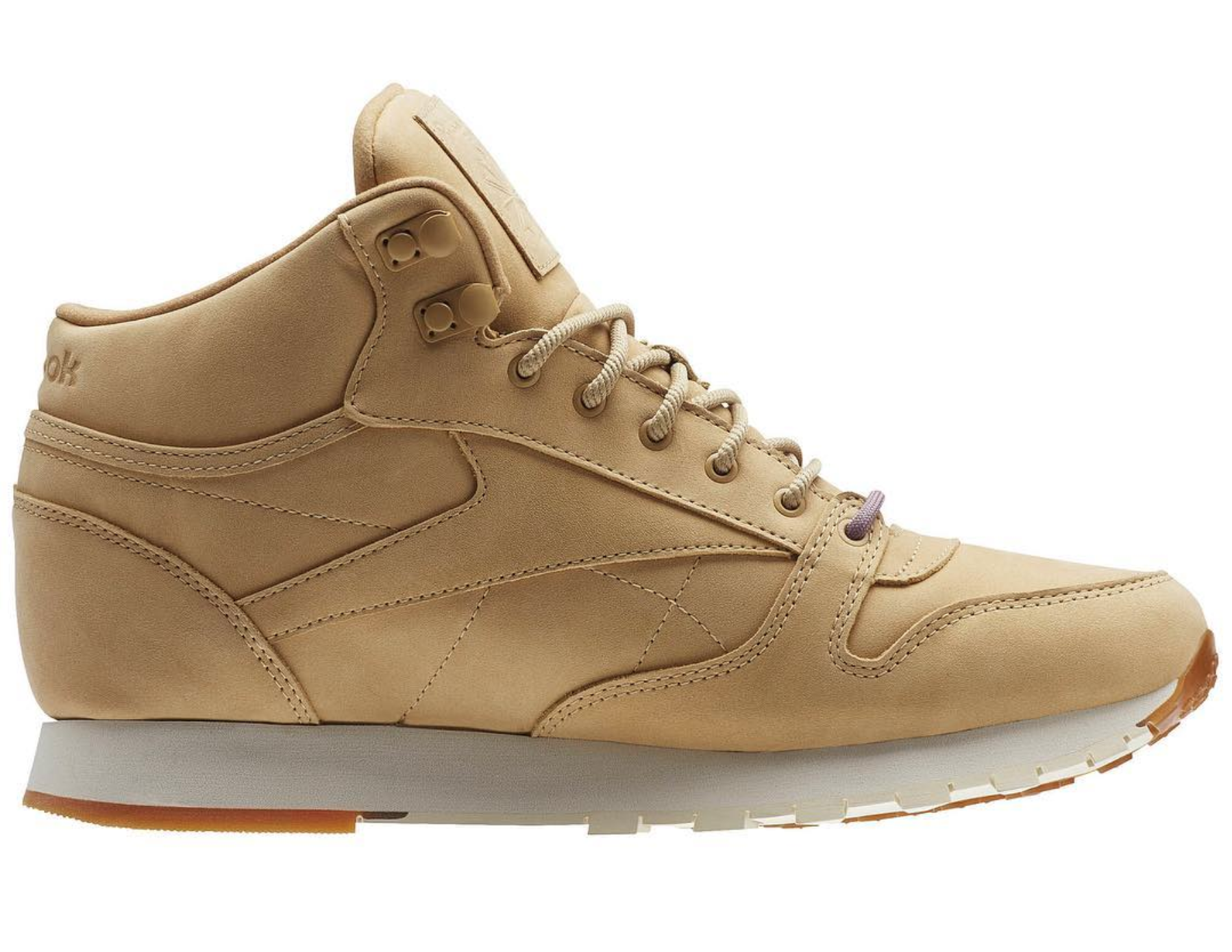 reebok classic leather mid gore-tex thinsulate beige 0