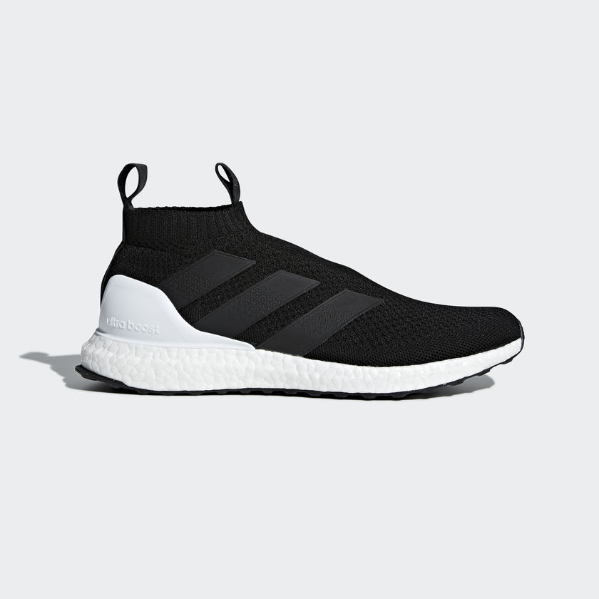 adidas Ace 16+ Ultra Boost core black 1