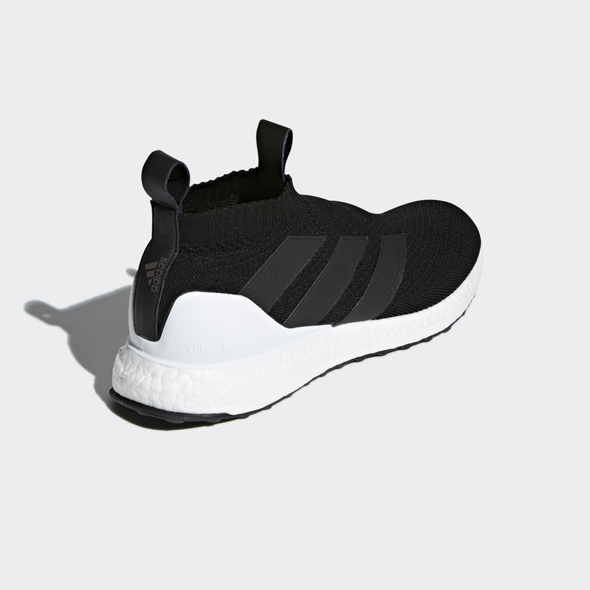 adidas Ace 16+ Ultra Boost core black 3 WearTesters