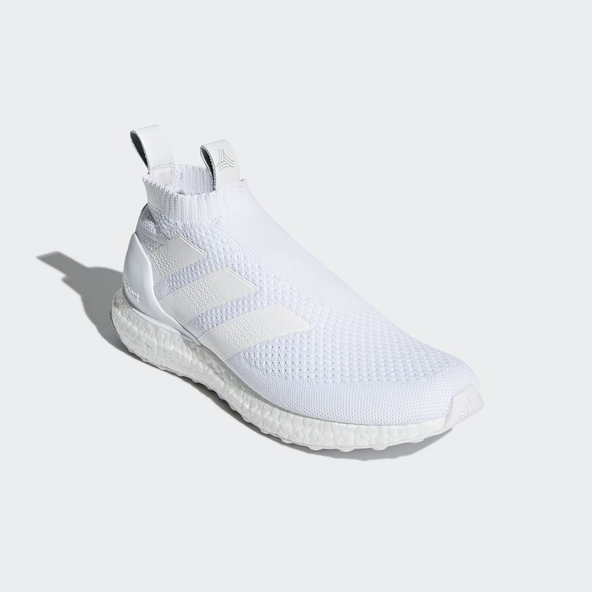 adidas Ace 16+ Ultra Boost white 2