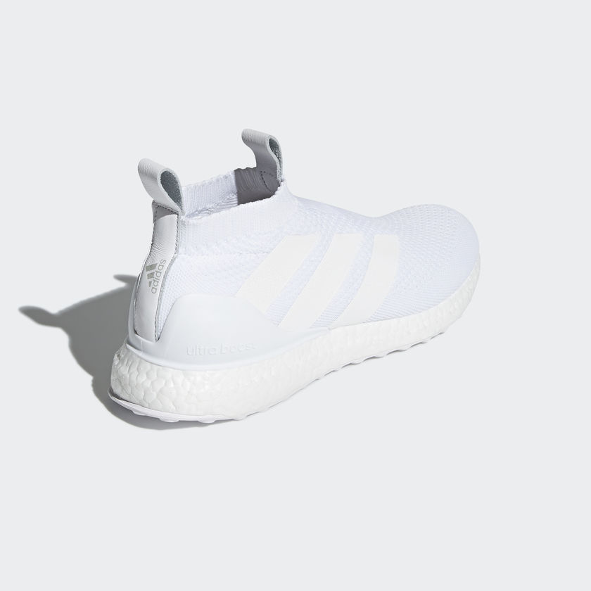 adidas Ace 16+ Ultra Boost white 3