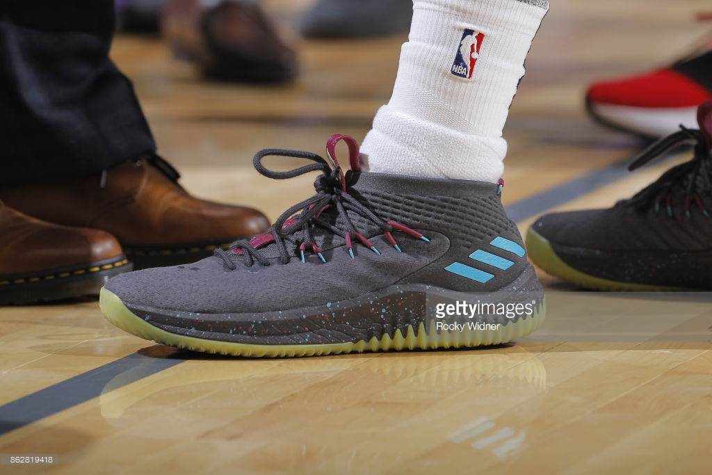 Release Reminder: A New adidas Dame 4 Releases Tomorrow