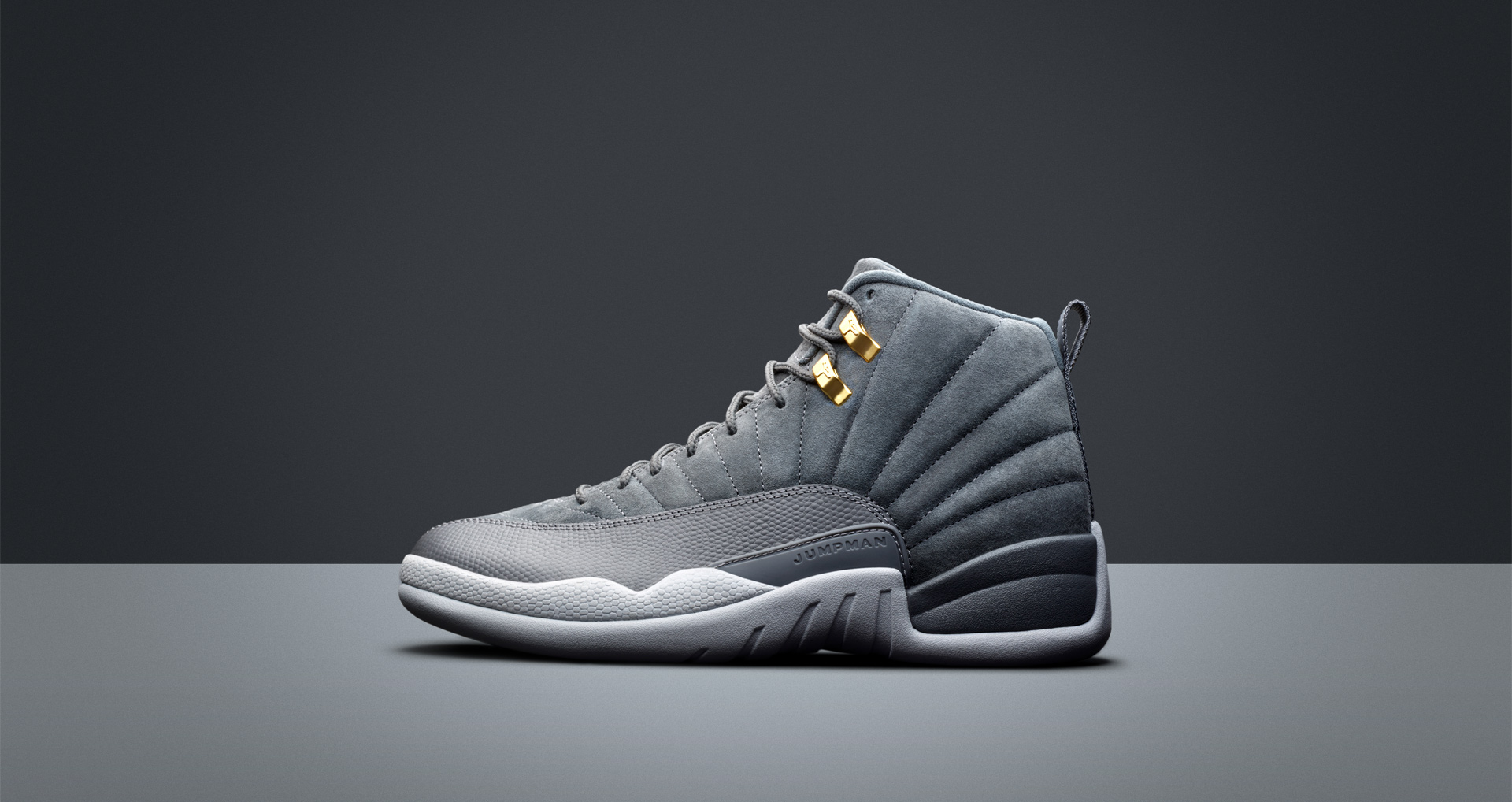 air jordan 12 dark grey 1