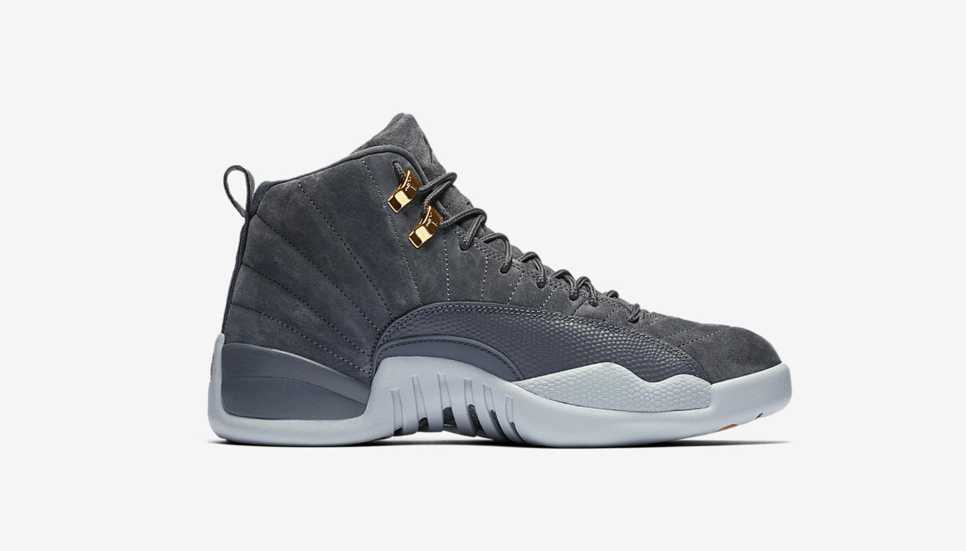 air jordan 12 dark grey 2