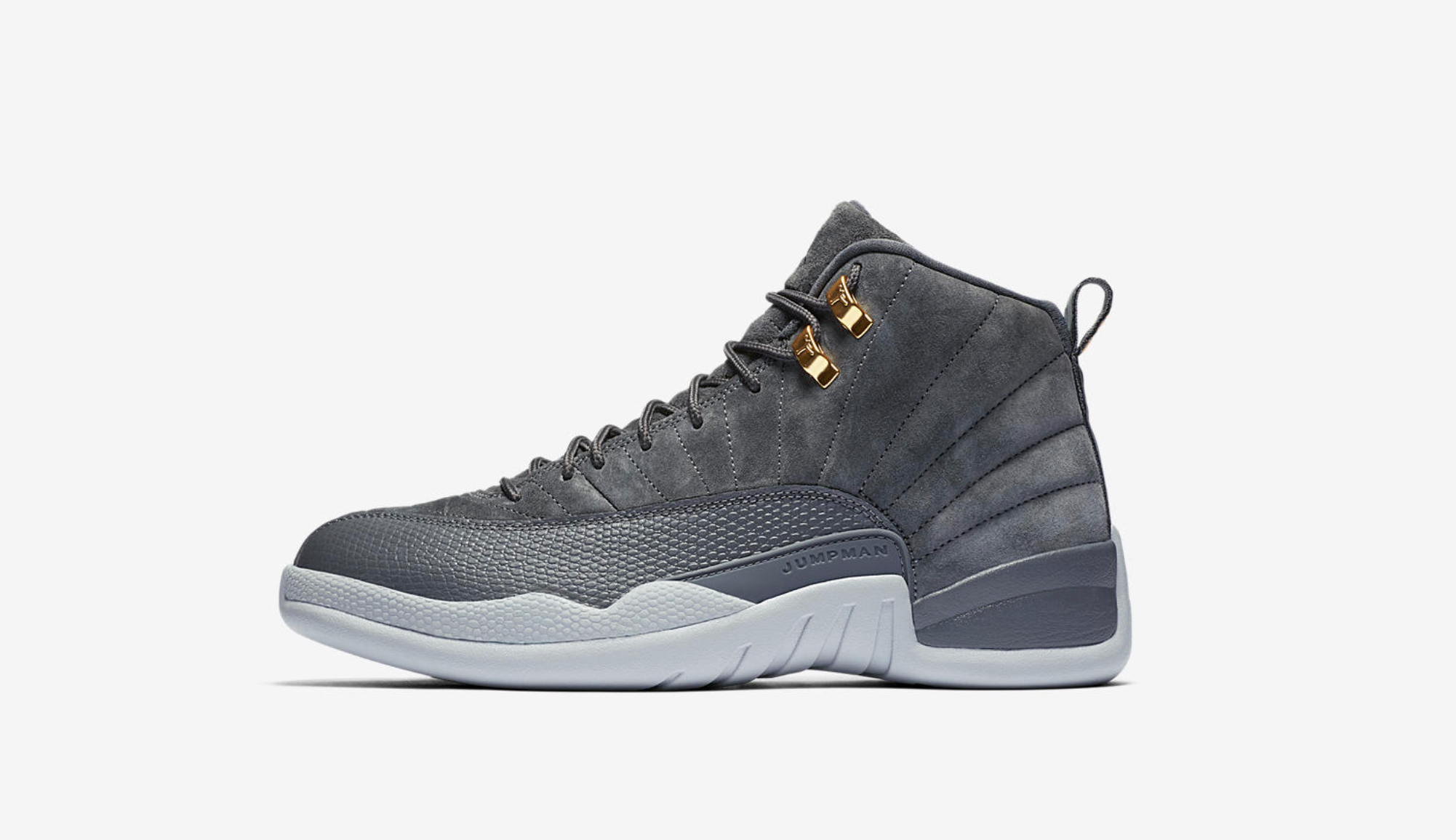 air jordan 12 dark grey 3