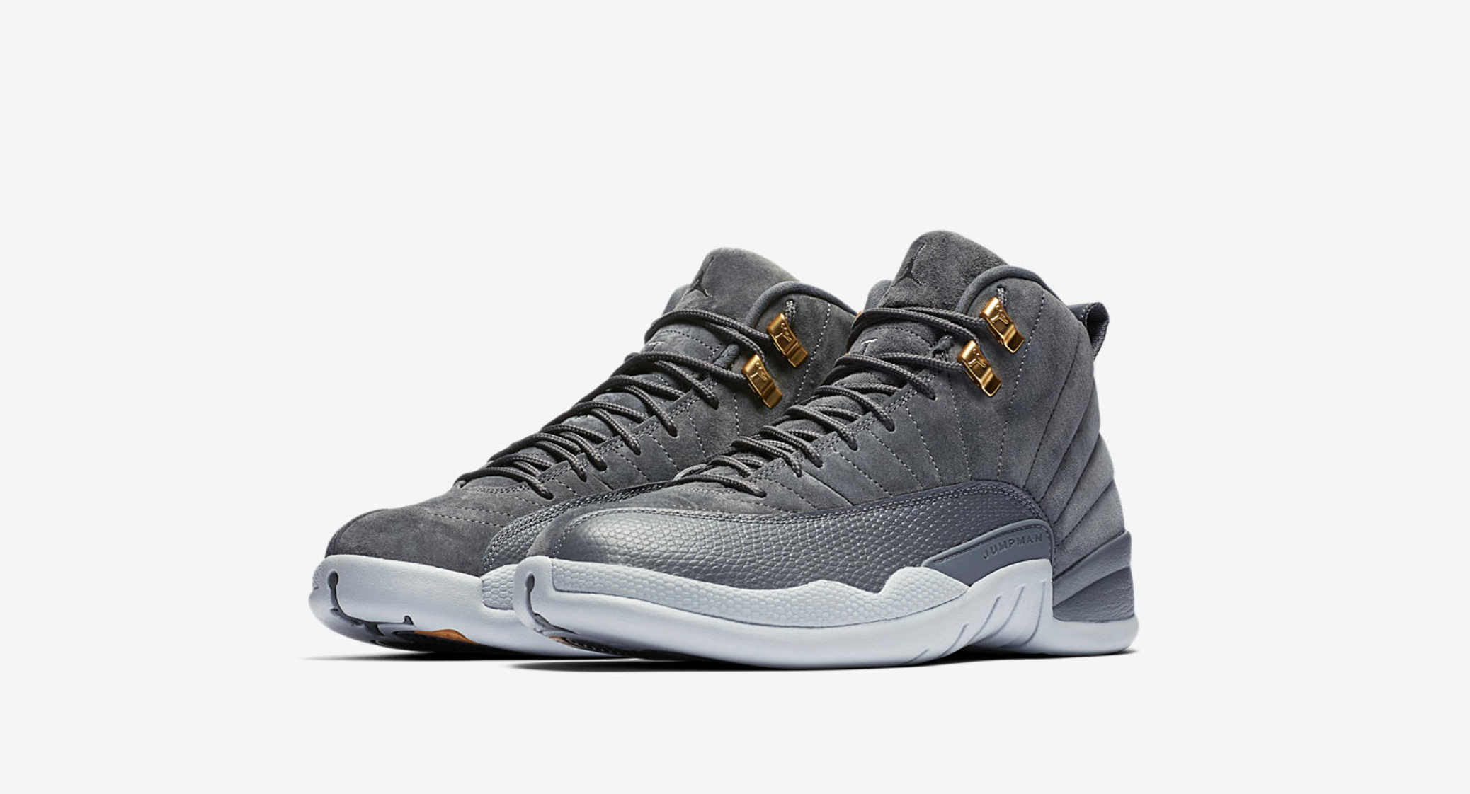 air jordan 12 dark grey 7