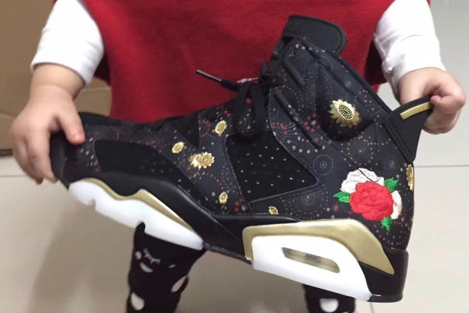 air jordan 6 retro chinese new year