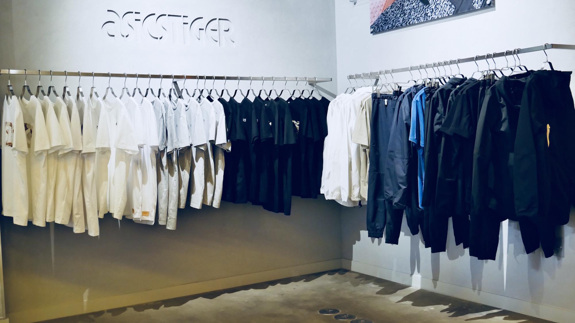 asics tiger opens soho store 84