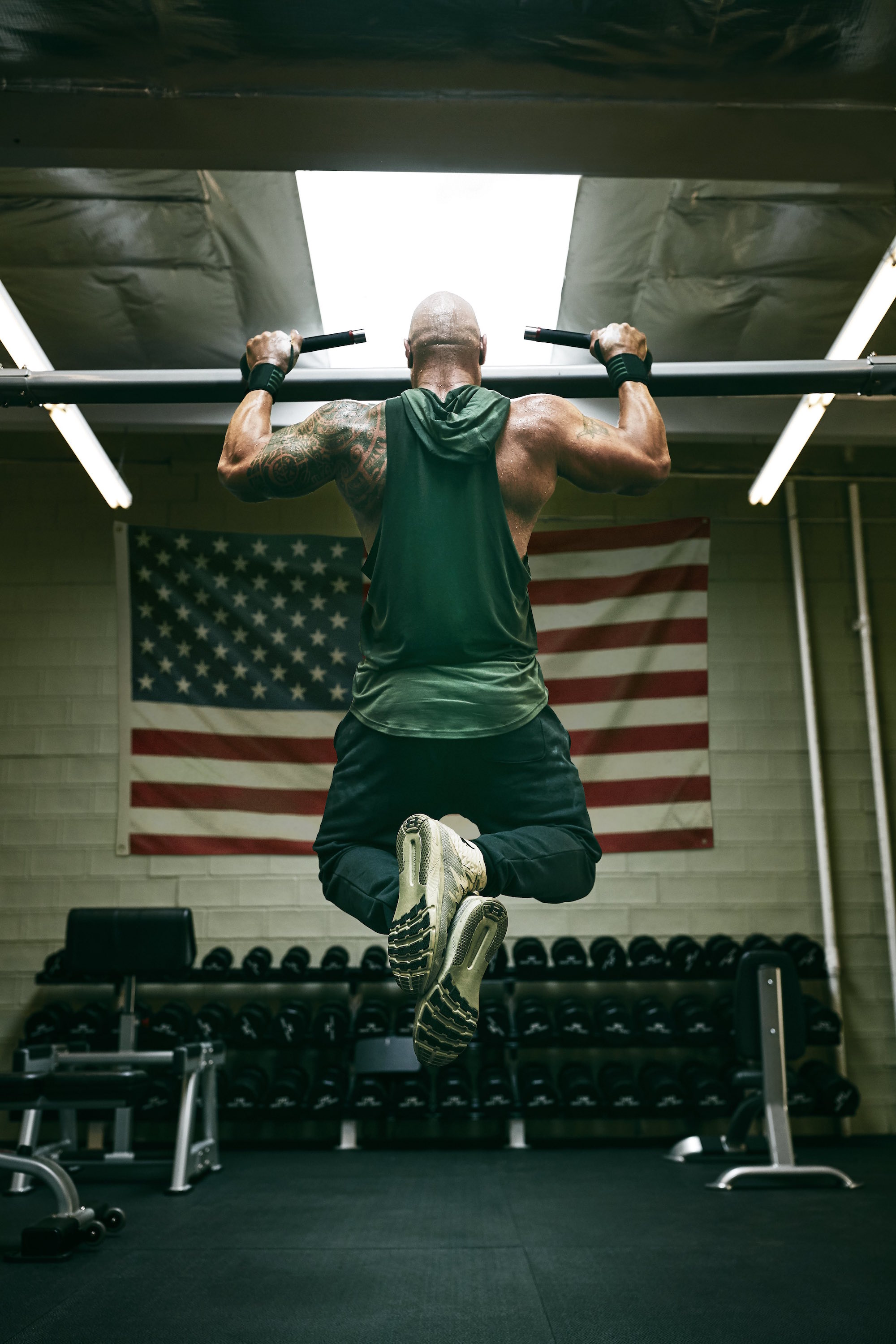 dwayne johnson project rock USDNA collection under armour 7